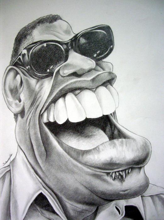 Ray Charles par eitch